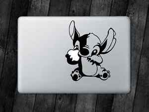 Stitch-Sticker-Lilo-amp-Stitch-Decal-Apple-MacBook-iPad-Laptop-Car-Window
