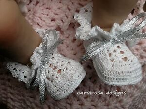 Crochet-PATTERN-Christening-Booties-Shoes-for-Baby-16