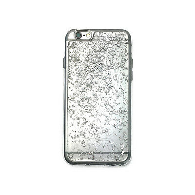 Glitter Bling Gel Pattern TPU Case Cover for Apple iPhone 5 SE 6 6S 7 8 Plus X