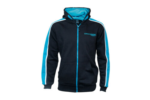Drennan Black Full Zip Hoody *All Sizes Available* NEW Coarse Fishing
