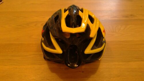 Team 3M Limited Edition Cannondale Cypher Helmet Flanders Yellow//Black Size M