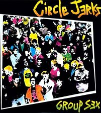 Circle Jerks, The Circle Jerks - Group Sex [New Vinyl]