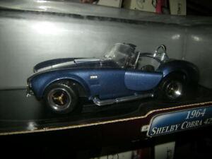 1-18-yat-ming-Shelby-Cobra-427-s-c-1964-azul-Blue-en-OVP