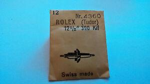 Tudor Rolex 390 723 parts balance staff CALIBRE 390 PART NO 723 - NEW