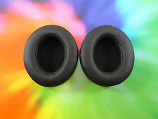 2 BEATS BY DRE STUDIO 2.0 2 WIRED / WIRELESS EAR CUSHIONS Replacement PADS BLACK
