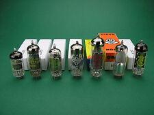 Röhrensatz Nr.4 ECC85 ECH81 EF89 EABC80 EL84 EM80 EZ80 Tube set -> Röhrenradio