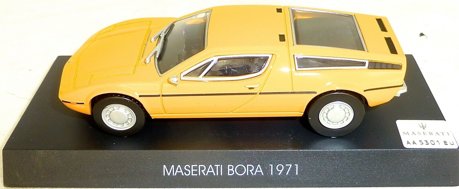Maserati Bora yellow yellow yellow 1971 1 43 Nuovo Ke Å fdfd1a