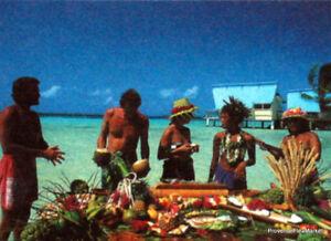 Audacieux Yt 442 Le Tourisme A Tahiti Polynesie Francaise Fdc 1° Jour Excellente Qualité