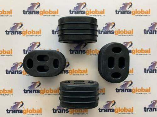 Exhaust Rubber Mounts x4 for Land Rover Defender 300tdi TD5  NTC3650 ESR3172