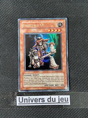 Ultra Rare CRMS-FR083 Briseur d/'Os Carte Yu-Gi-Oh 1ere Edition