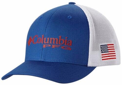 Columbia PFG Mesh Ball Cap Trucker Hat ~ Select Size ~