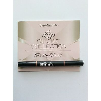 bareMinerals Double Ended Lip Quickie Lip Color Stick In Lush Nectar & Truffle