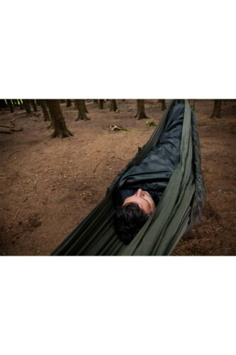 Snugpak Hamac Bushcraft Couette Couverture de survie Camping Olive Nouveau