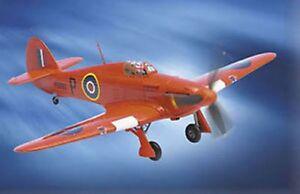 ARMOUR-E204-HURRICANE-KM1-diecast-model-aircraft-527-Sq-Hornchurch-1-48th-scale