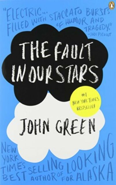 The Fault in Our Stars by John Green (Paperback) BRAND NEW
