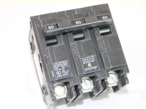 Siemens B360 3p 60a 240v Type BL Circuit Breaker NEW 1yr Warranty