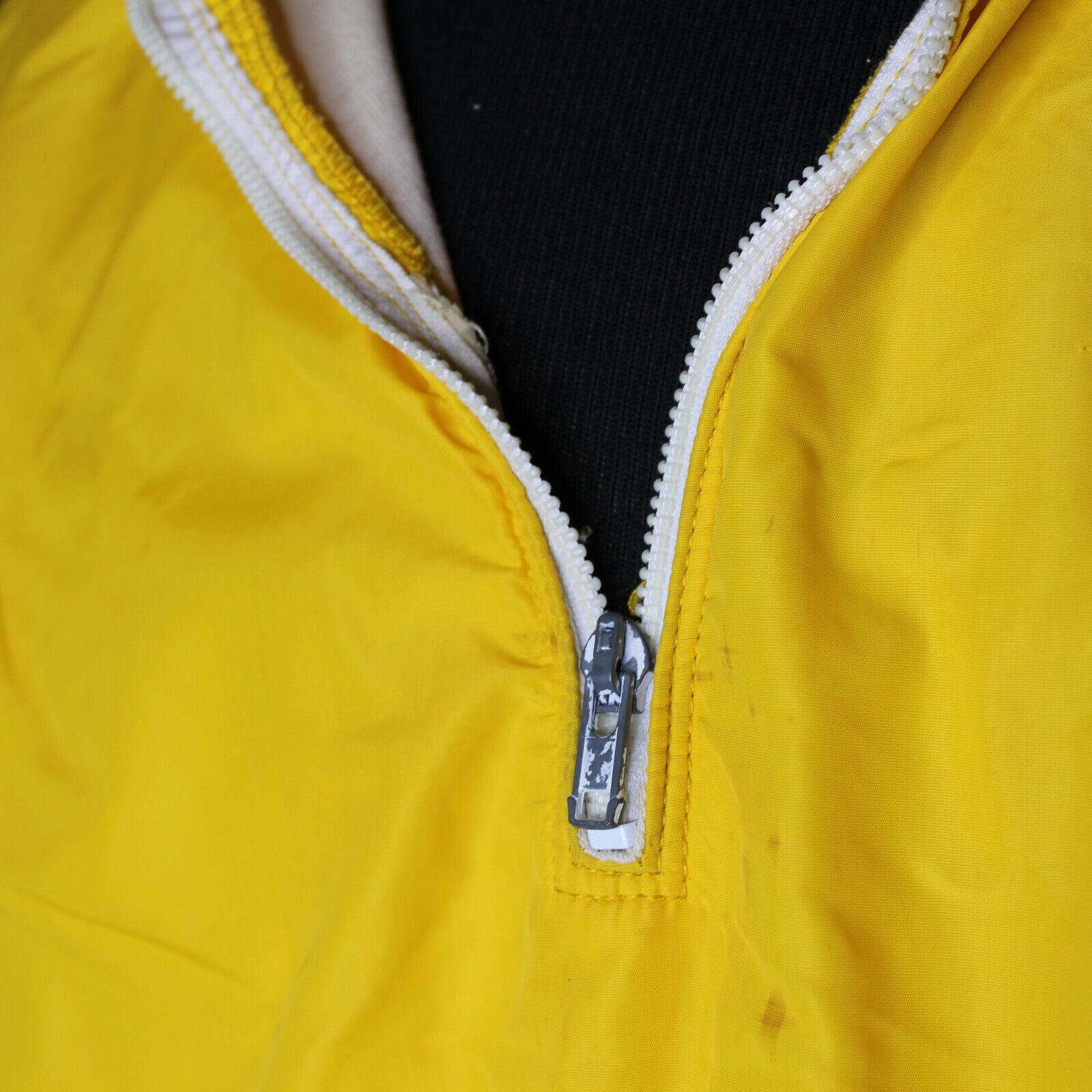 VTG 70s Russell Zip Hooded Jacket Medium School C… - image 4