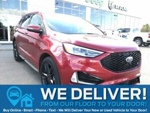 2020 Ford Edge ST   AWD   Low KM   Sunroof   Remote Start