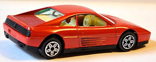 Ferrari 348 TB Coupe 1989-95 rot red 1:43 Bburago
