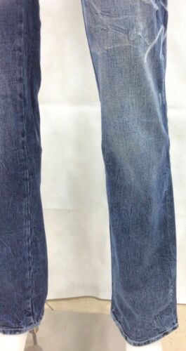 Zampetta Met Strenna Pantaloni Denim Elasticiz Ologramma Jeans Donna Aderenti Aw7qygX