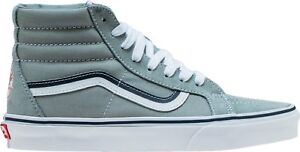 50c0699e4b NEW Vans Sk8 Hi x New York Yankees NY Re Issue MLB Grey White Navy ...