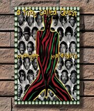 Costom Poster American MC Music A Tribe Called Quest Hip 12x18 27x40 Art Silk