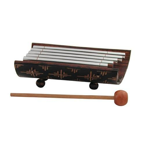 5 Note Balinese Gamelan Musical Percussion Instrument Brand New Meditation