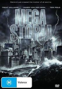 Megastorm-DVD-2009-AKA-THE-STORM-Mini-Series-James-Van-Der-Beek-Treat-Williams