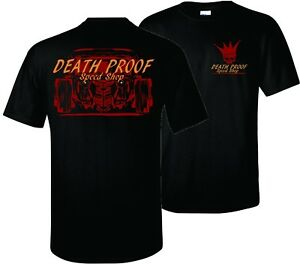 NEW-DEATH-PROOF-INDUSTRIES-TSHIRT-HOT-ROD-GARAGE-SPEED-SHOP-RAT-RODS-T-SHIRT