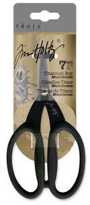 Tim-Holtz-Tonic-Studios-Titanium-Snip-Scissors-Micro-Serrated-Blade-817