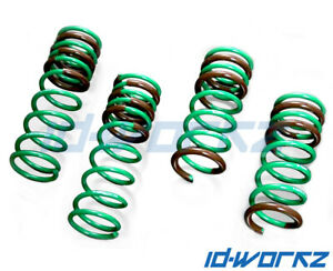 TEIN-S-TECH-LOWERING-SPRINGS-FOR-TOYOTA-STARLET-GT-TURBO-EP82
