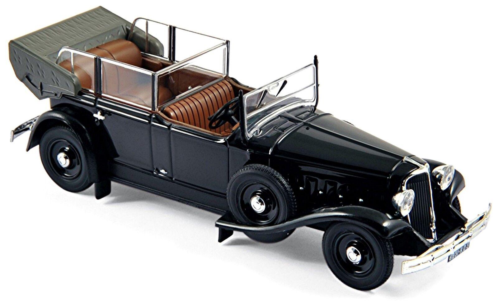 Renault Reinastella Presidentielle Albert Lebrun 1936 Negro Negro 1 43