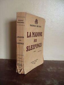 M.DEKOBRA La Madonna Delle Sleepings Parigi 1925 IN 12 ABE Lib.baudiniere