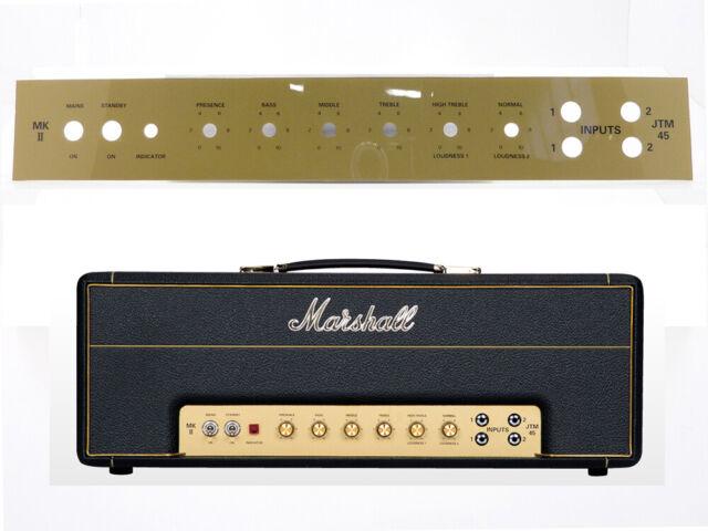 2012 Marshall Jtm45 Reissue 2245 For Sale Ebay