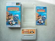 Wildtrax jeu Super Famicom / Super Nintendo