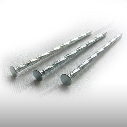 Schraubnägel verzinkt Nägel Drahtstifte Senkkopf 70-150mm