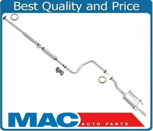 1996-2000 Honda Civic 2//4 DR 1.6L DX LX  Muffler Exhaust Pipe System