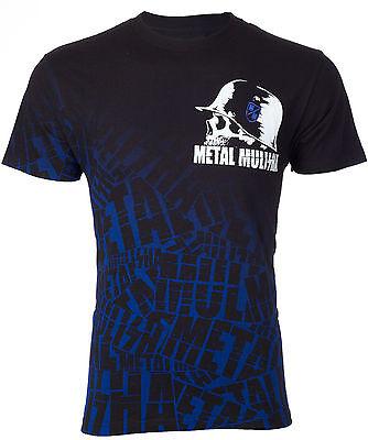 METAL MULISHA Mens T-Shirt STICKER Motocross Racing Biker UFC Fox No Fear $30