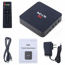 MXR Quad Core WiFi Smart TV Box Android 5.1 RK3229 With 1G 8G 1080P HDMI