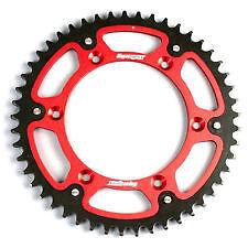 HONDA CBR600RR 2003-2004 CBR600 RR SUPERSPROX 42T TRI-METAL RED REAR SPROCKET