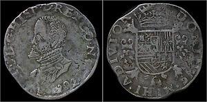 Namur-Filips-II-Filipsdaalder-1592