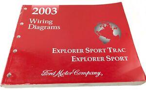 2003 Ford Explorer Sport Trac Explorer Sport OEM EVTM ...