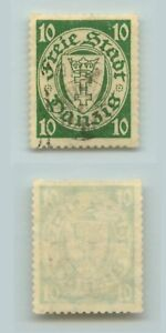 Danzig-1924-SC-173-used-Syncopated-perf-non-1921-1930-d917