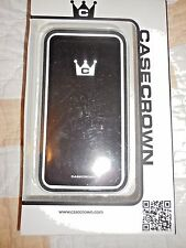 CASECROWN LUX CASE FOR IPHONE 4 & 4S BLACK & WHITE