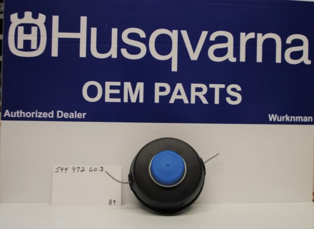 Genuine OEM Husqvarna Trimmer Head T-45X M12 544972603