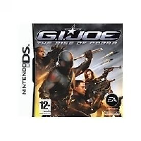1 of 1 - NDS-G.I. Joe: The Rise of Cobra /NDS GAME NEW
