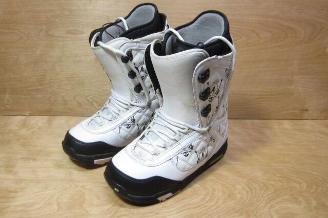 Burton Shaun White Snowboard Boots - Men's Size 11.5 - Nice Shape
