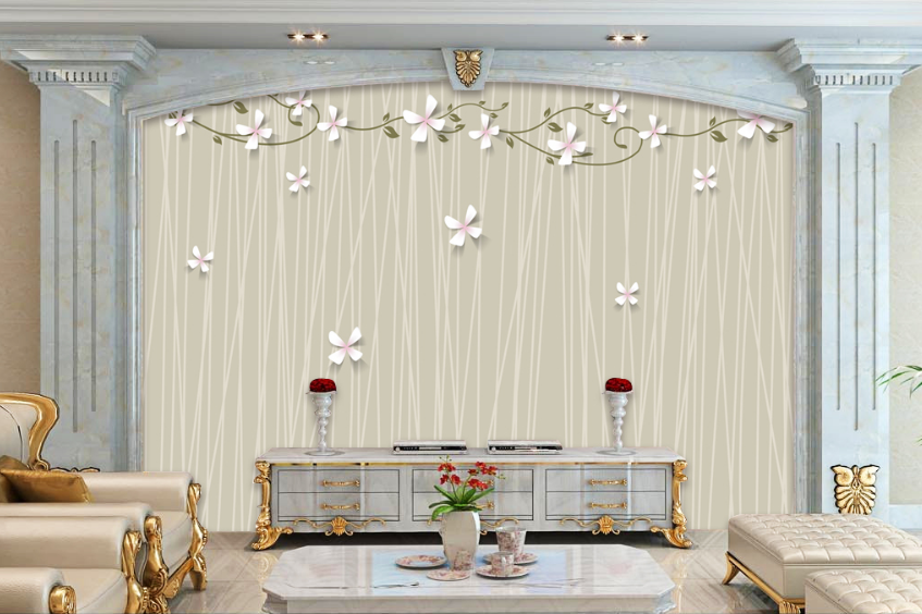 3D Simple Sweet Art 74 Wall Paper Murals Wall Print Wall Wallpaper Mural AU Kyra