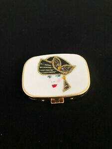 Personalized-Expression-Black-Hat-Pill-Box