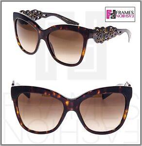 d8eea388b924 Dolce   Gabbana Spain in Sicily 4264 Brown Tortoise Square Gradient ...